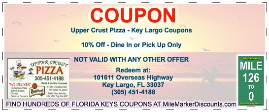upper crust coupon code