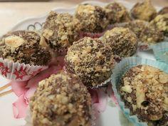 Νηστίσιμα χαλβαδένια σοκολατάκια με 2 υλικα - Daddy-Cool.gr