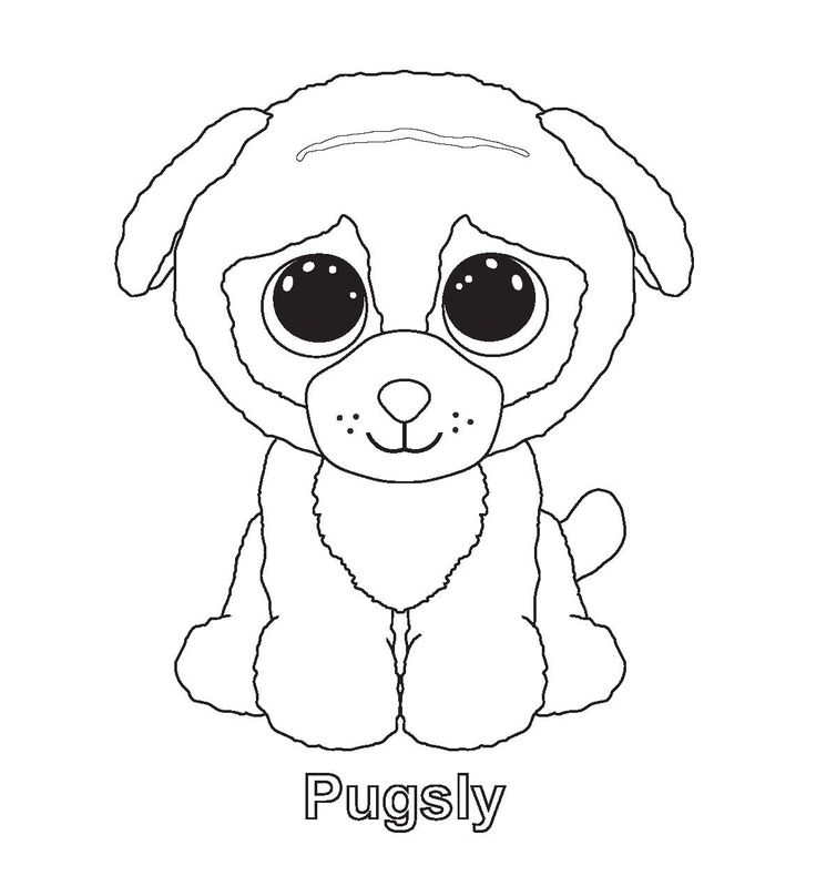 beanie boo coloring pages - 17 best images about beanie boo party ideas on pinterest