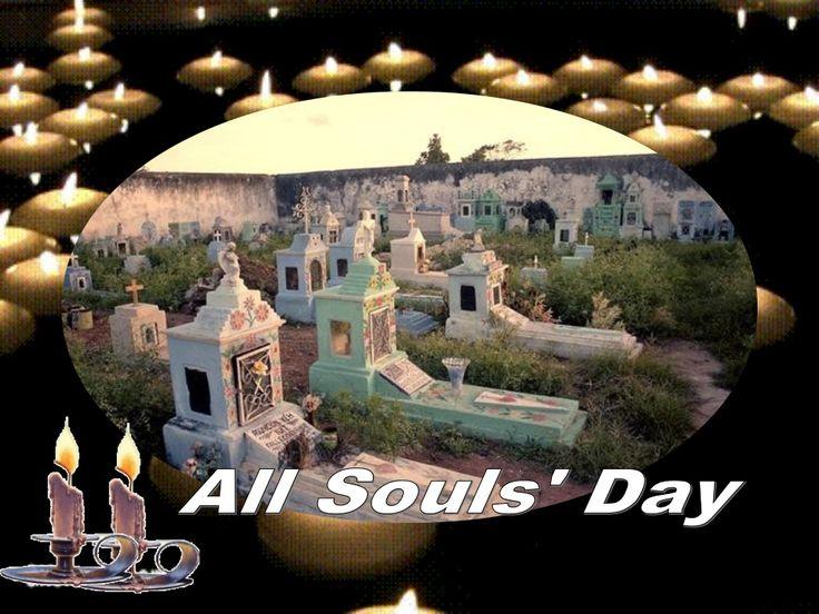 All Souls' Day    HALOTTAK  NAPJA by Gyula Dio  via slideshare