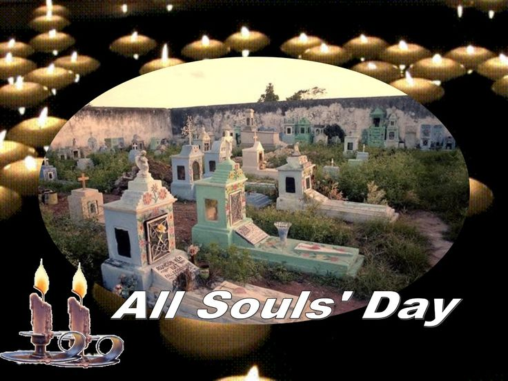 All Souls' Day    HALOTTAK  NAPJA by Gyula Dio  via slideshare