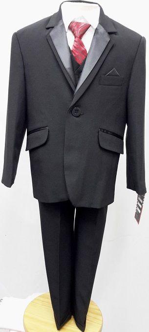 Wunderschöner eleganter Taufanzug für Jungen. Das 5 teilige Set besteht einem Sakko, Hemd,Hose,Weste und Krawatte.