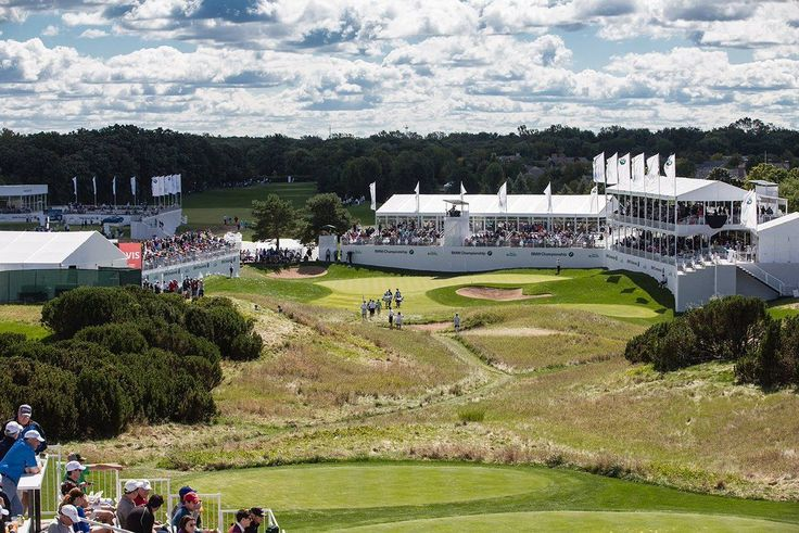 You are bidding on two (2) tickets to the 2017 BMW Championship on Sunday, September 17th at Conway Farms. Face value is $55 per ticket, $110 for both... #farms #fedex #conway #sunday #tickets #championship