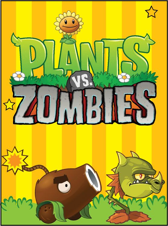 17 best images about plants vs zombies printables on pinterest coins each day and plants vs. Black Bedroom Furniture Sets. Home Design Ideas