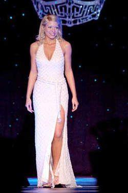 Kayla Martell | Surmonter les obstacles de la vie - A 21 ans, il sort… - Miss Etats ...