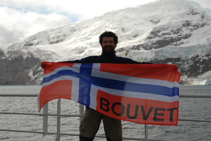 Bouvet Island flag