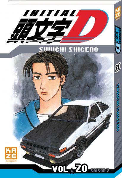 Le roi du freinage, Daiki, est contraint de laisser sa couronne à plus fort que lui… Une bataille de remportée pour la Team Project D, mais la guerre ne fait que commencer ! Au volant de sa FF Turbo, Sakai est déterminé à laver l'honneur de l'écurie Tôdô. Et cette fois, c'est Keisuke qui prend le relais ! Mais sera-t-il capable de réaliser le même exploit que le prodigieux Takumi ?