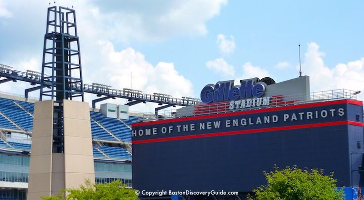 Getting to Gillette Stadium from Boston | Transportation Options