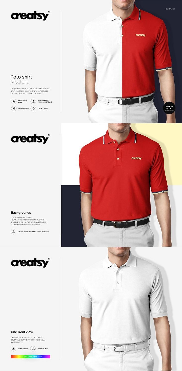 Download Best Polo Shirt Ultra Realistic Psd Mockups Download Now Best Polo Shirts Shirts Polo Shirt
