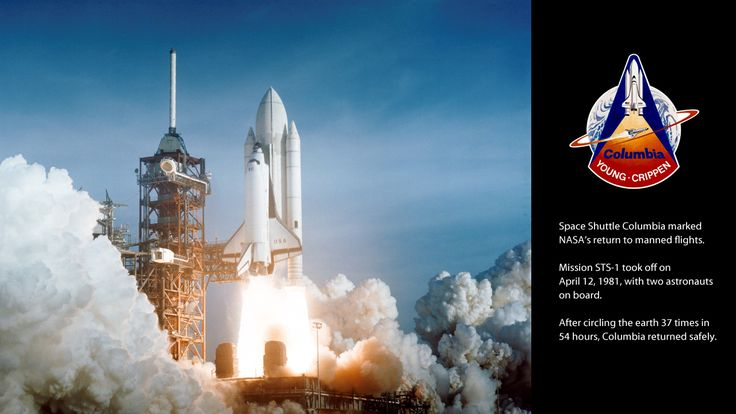 space shuttle first flight - photo #8