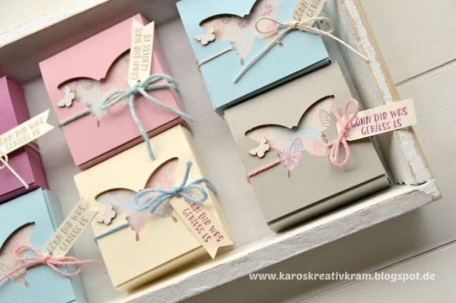 Goodies für kleine Ritter Sport zum Verlieben   Karos Kreativ Kram   Bloglovin'