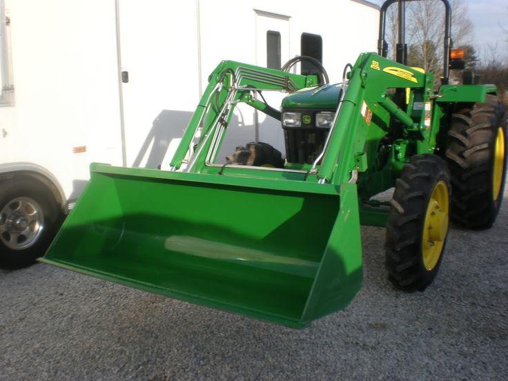 john deere 4 wheel drive tractors | 2012 JOHN DEERE 5065E, 4 WHEEL DRIVE TRACTOR W/ JOHN DEERE FRONT END