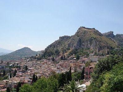 Taormina á Sikiley