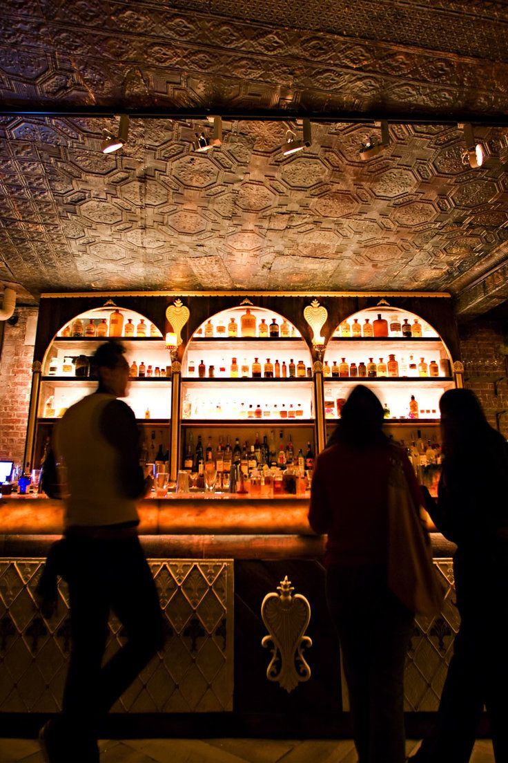 The Most Romantic Bars in NYC - As resident New Yorkers, we like to think we're savvy to our city's bar scene. Whether you're in search of something covert and seductive or low-key and light, these are the 9 most romantic bars to imbibe at now.