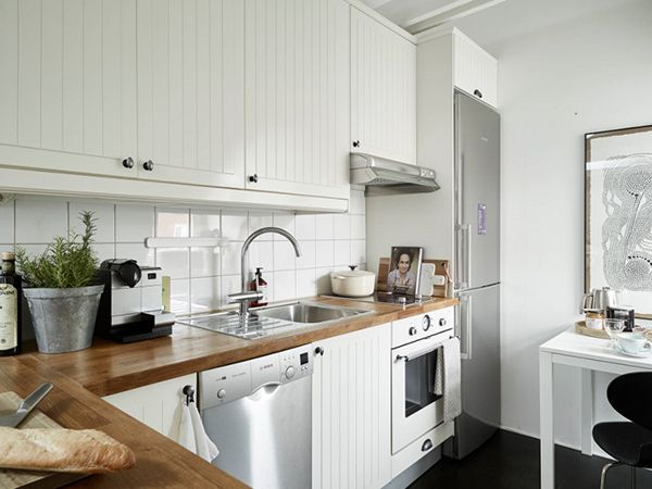 love the small oven