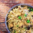 'I love the Biryani Spice blend! Have you tried cauliflower rice before?'
