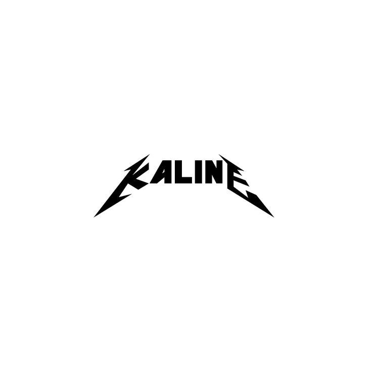 Generate your own Metallica logo