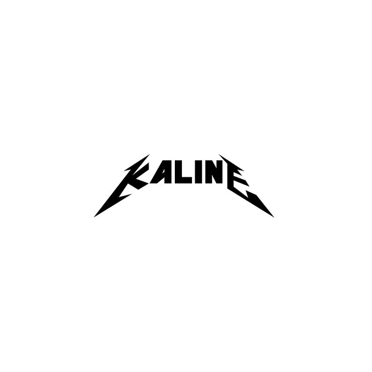 Generate your own Metallica logo