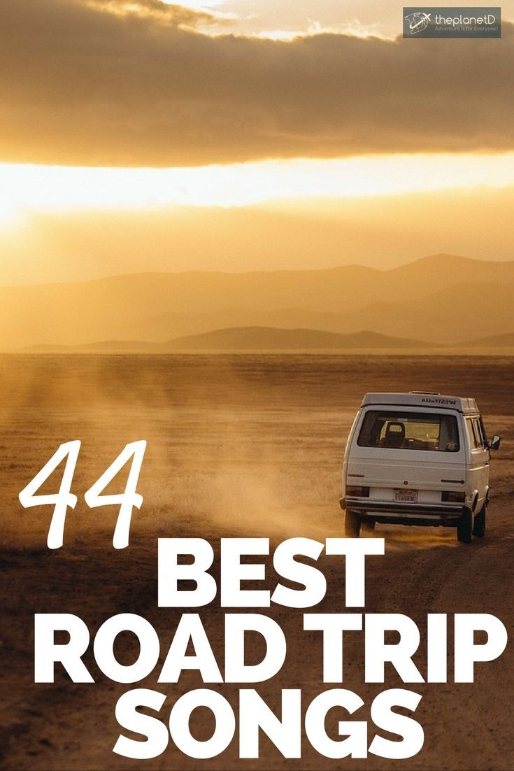 Do you love a road trip? Here are our 44 Best Road Trip Songs to Get you Through the Long Ride! | The Planet D Travel Blog by Canada's Adventure Couple!: