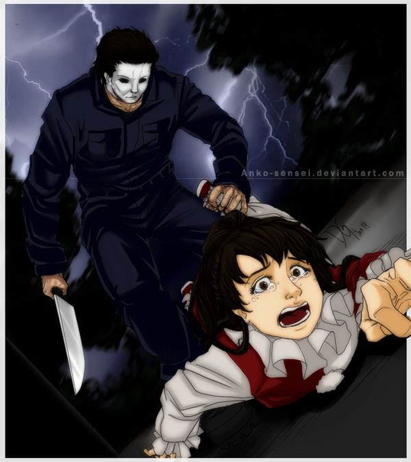 Yandere! Michael Myers x Reader ~His Only~ by TheBendyFandum on