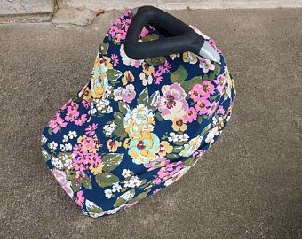 4 in 1 Multi - purpose cover | Car seat cover | Nursing cover | Shopping cart cover | Restaurant high chair cover
