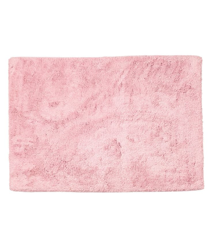 Check this out! Bath mat in thick cotton terry with tape trim. Non-slip protection at back. Not for use on heated surfaces. - Visit hm.com to see more.