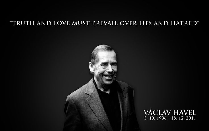 Truth and love...