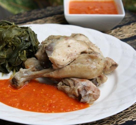 Resep Ayam Pop dan cara membuat | BacaResepDulu.com