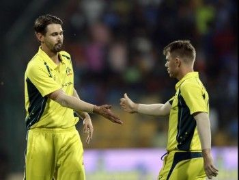 Australia snare overdue ODI win over India