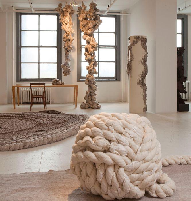 Henry Road: Dana Barnes: Fiber Artist