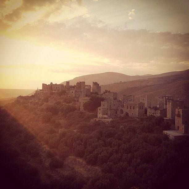 Live from Mani.The most authentic experience you will ever live...