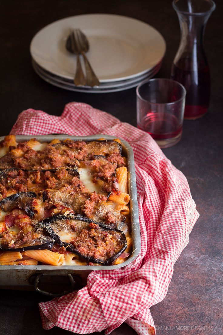 pasta incasciata o 'ncasciata, ricetta siciliana Montalbano