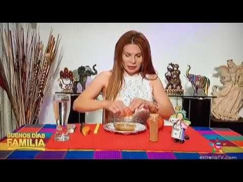Mhonividente en Buenos dias Familia 11/21/2017 RITUAL PARA ABRIR CAMINOS - YouTube