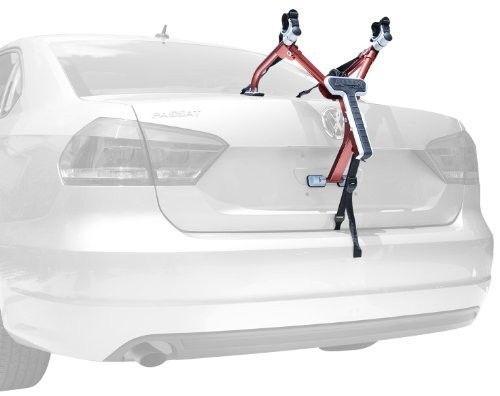 Car Bike Rack Single Folding Storage Mount Carrier Holder Secure Bicycle Cycling #AllenSports