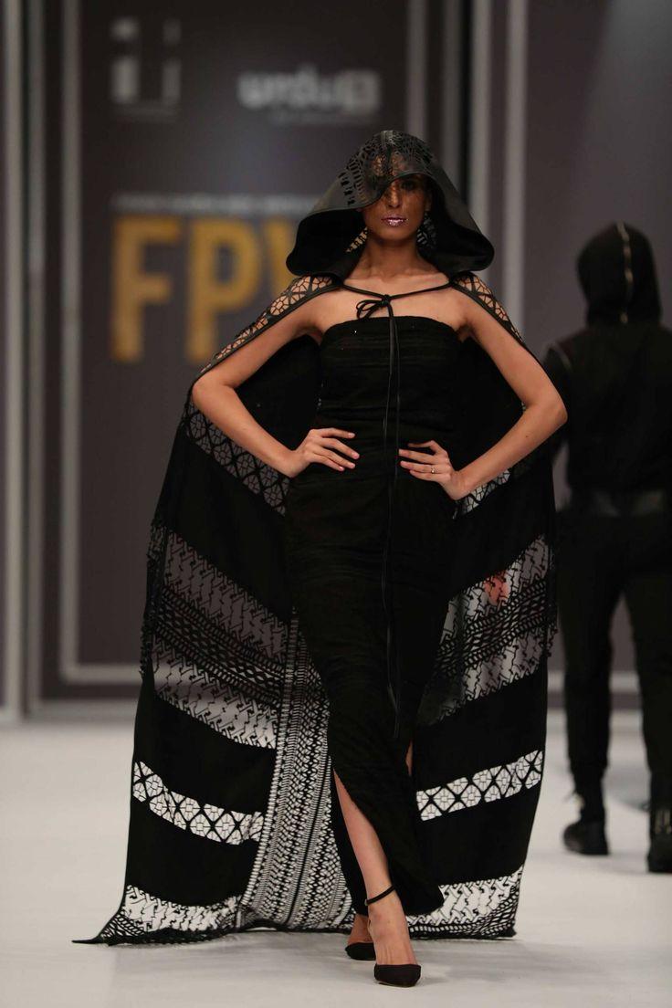 HSY:  Pakistan Fashion Week Winter Festive 2016