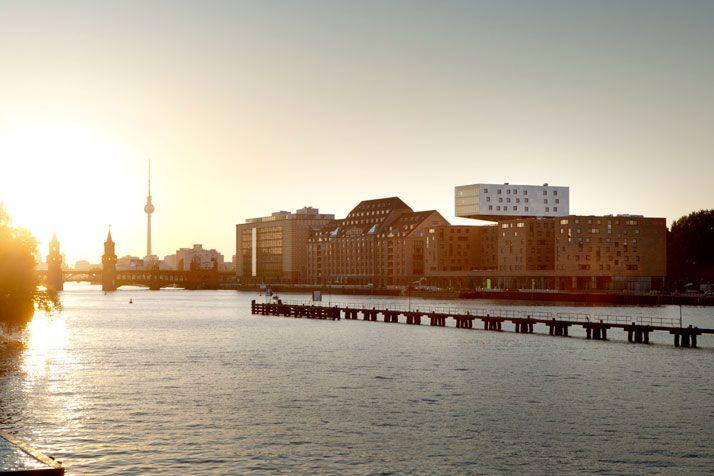 The NHow Hotel in Berlin | Yatzer