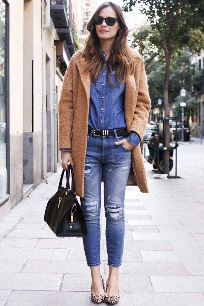 70d66f4f3e Come indossare la camicia di jeans? Ecco i 5 abbinamenti migliori ...