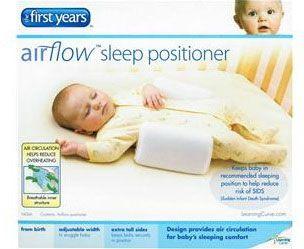 Posicionador para dormir. Lista tienda Bebé Mundo Santo Domingo. ( ✶ )