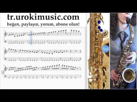 Saksafon tenor dersleri Justin Bieber - Sorry Notalar Eğitim Bölüm#1 um-i723 https://www.youtube.com/watch?v=DNS-7RyDF9Q