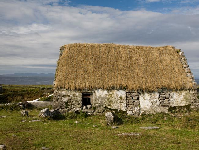 63 best roan inish images on pinterest the secret celtic and irish - The thatched cottage ...