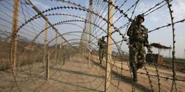 #Indian troops resort to unprovoked firing along #LoC