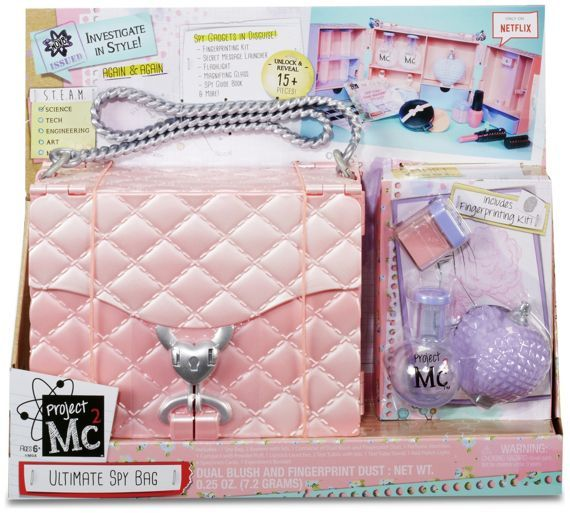Buy Project MC2 Ultimate Spy Bag at Argos.co.uk - Your Online Shop for Discovery and science, Creative and science toys, Toys.
