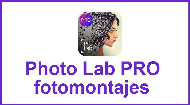 Photo Lab PRO – fotomontajes es una de las mejores aplicaciones para editar tus fotos o imágenes con cientos de opciones como filtros, marcos, efectos, fotomontajes, etc. sal de la monotonía y has tus fotografías mas coloridas y vivas, con esta excelente herramienta para smartphones.  Mejora tus fotos con mas de 570 diferentes marcos, filtros, efectos y fotomontajes. Photo Lab PRO – fotomontajes es un editor de fotos simple, rápido y divertido. Usted no debe ser el as de Photoshop para…