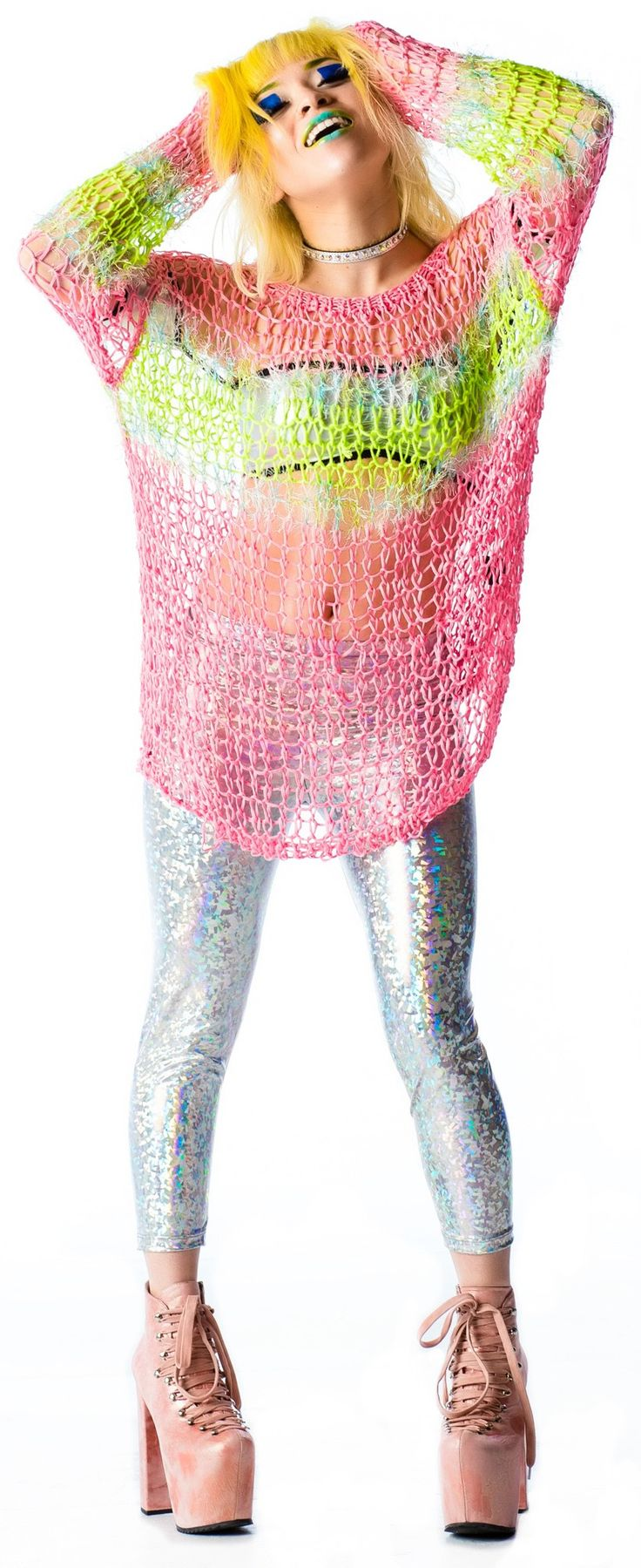 UNIF Sublime Sweater #DollsKill