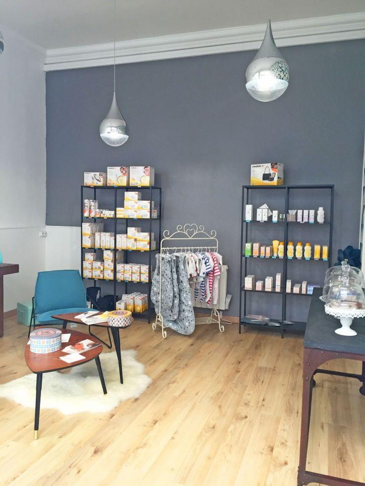 Boutique Suckle à Lyon, conseil et location de tire-lait maternel