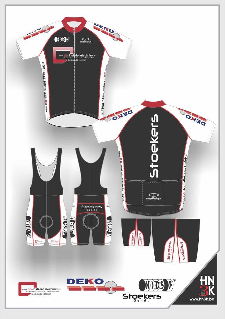 stoekers  cycling shirt  cycling shin  ort   bike jersey  fietstrui fietsbroek wieleruitrusting  maillot  @hn3k.be