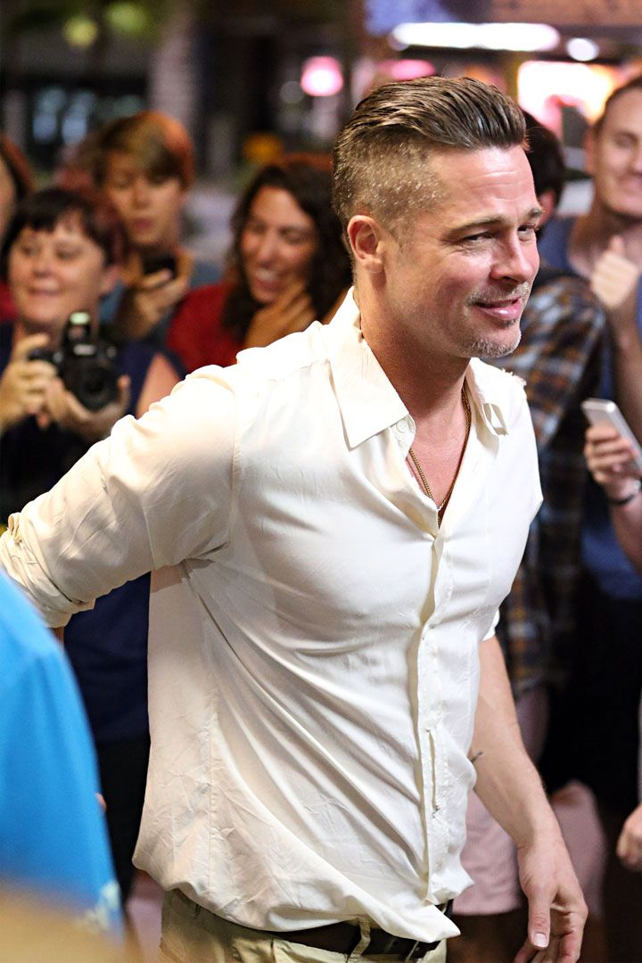 Is Brad Pitt Hot Again? - Cosmopolitan