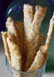Quirky Cooking: Snack Sticks