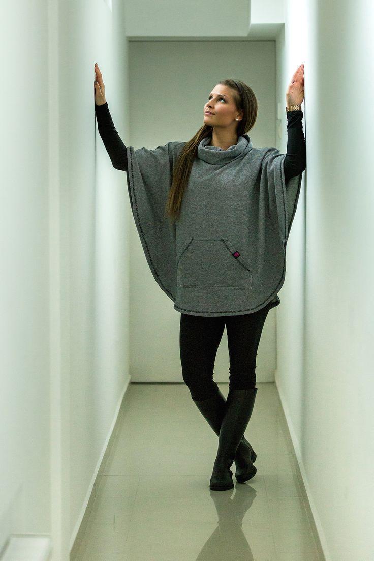 Kényelmes Pelerin edzés elött-edzés után. #fitdress#clothes#fashion