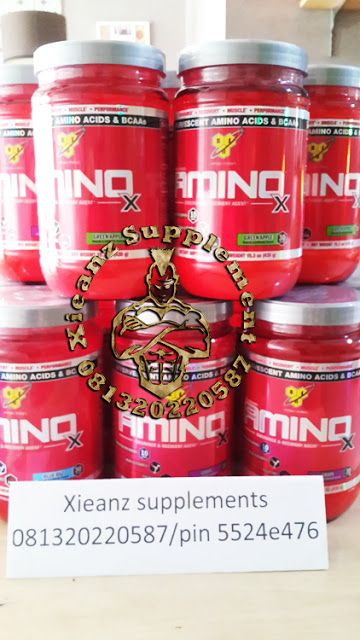 Xieanz Supplement: BSN Amino X XIEANZ SUPPLEMENT